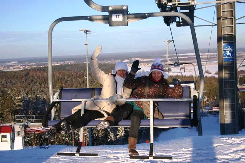 Отдых на Новый год на горнолыжных курортах Силичи и Логойск