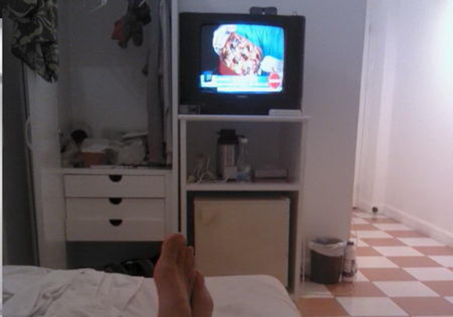 Отели Таиланда 3 звезды Ambassador city jomtien фото номера с телевизором