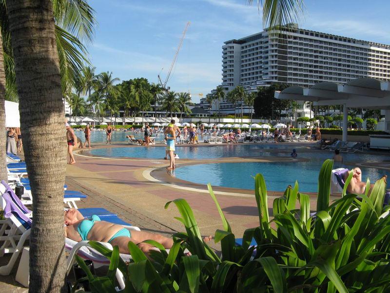 Лучший семейный отдых в Тайланде Ambassador City Jomtien 3*